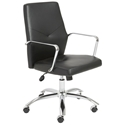norwood low back modern office chair