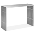 novel modern console table