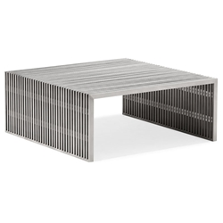 novel coffee table - square