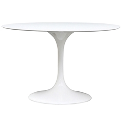 odyssey 47 inch round dining table
