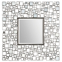 opal contemporary mirror
