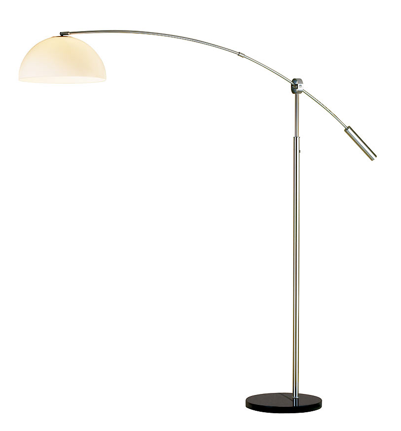 Orchestra Modern Arc Floor Lamp