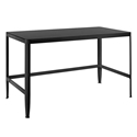 Pacific Modern Desk in Black