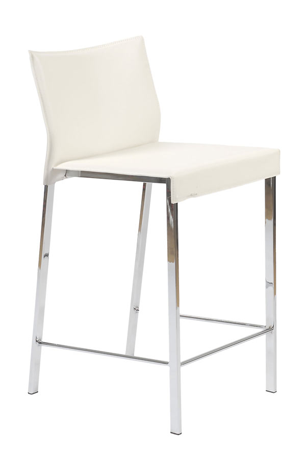 rivera modern counter stool