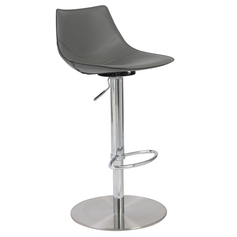 Rodney Modern Adjustable Stool