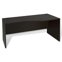 Series 100 Crescent Desk Right Espresso