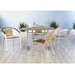 Shiloh Chairs + Sherwood Table