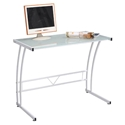 Stuart Modern Desk in White
