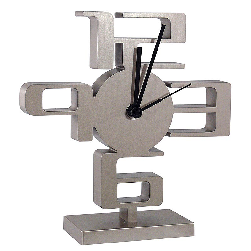 Call To Order Small Time Desk Clock