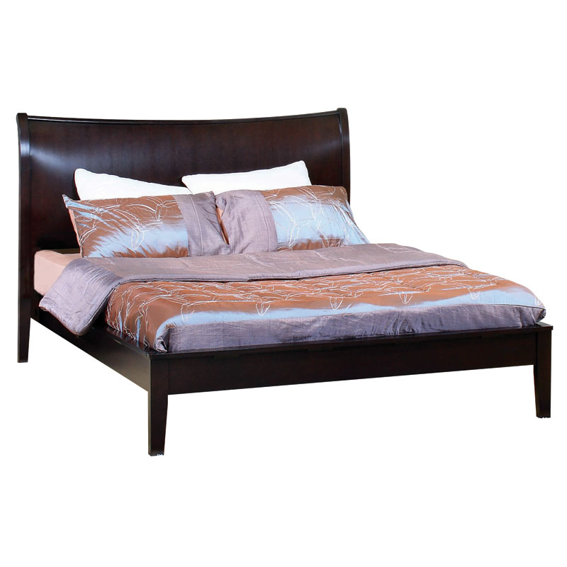Stafford Contemporary Platform Bed