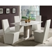 Alesund Dining Chairs + Stavenger Dining Table