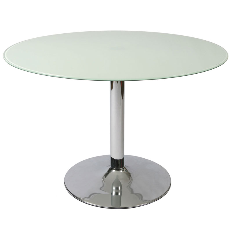 modern dining tables sundance frosted dining table eurway. Black Bedroom Furniture Sets. Home Design Ideas
