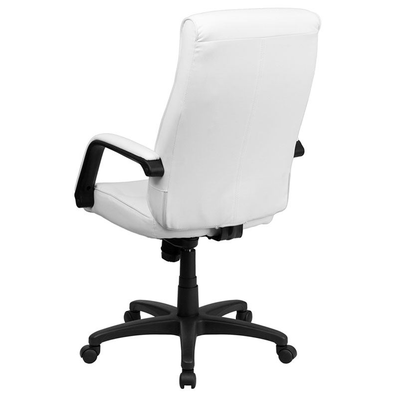 Timothy High Back Office Chair - Back View - Back