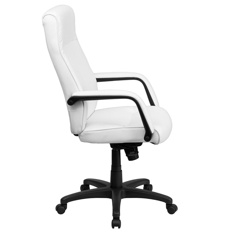 Timothy High Back Office Chair - Back View