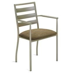 Treviso Arm Chair In Metallo