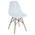 Modern Dining Chairs - Truss Side Chair