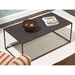 uptown contemporary coffee table