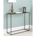 uptown contemporary console table