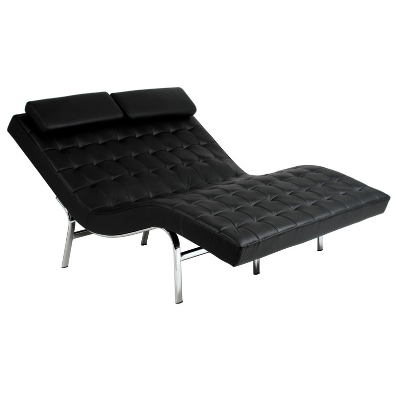 Vasteras Double Chaise Lounge  sc 1 st  Eurway : double chaise lounges - Sectionals, Sofas & Couches