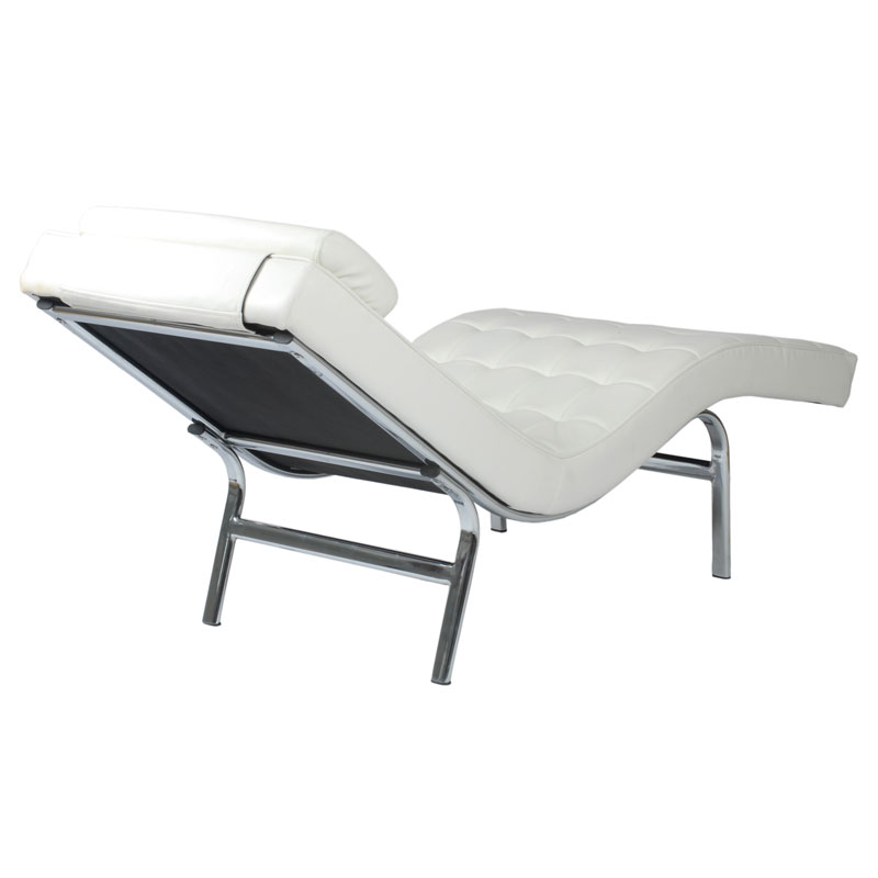 Vasteras Chaise Lounge · Vasteras Single Chaise Lounge - Back  sc 1 st  Eurway : single chaise lounge - Sectionals, Sofas & Couches
