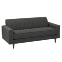 Vandyke Sofa in Storm Gray