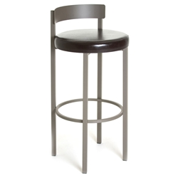 Zoe Modern Bar Stool by Amisco