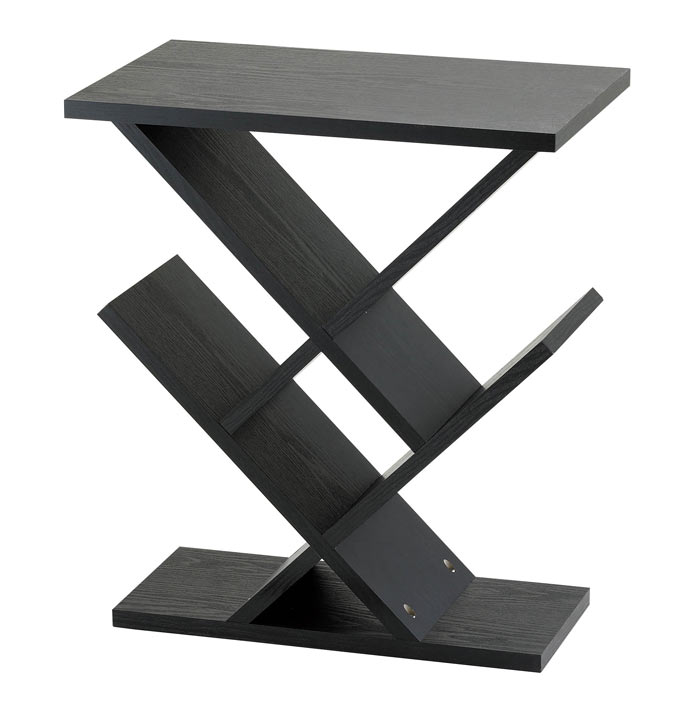 Modern End Tables ZigZag Accent Table Eurway