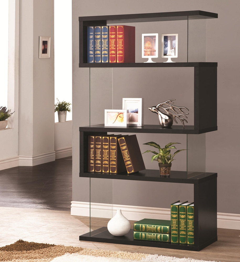 design zig product by bookcase zag bookcases zarah direct contemporary home